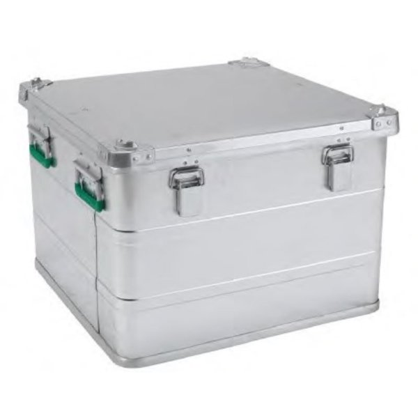 LESS Utstyrskasse i aluminium