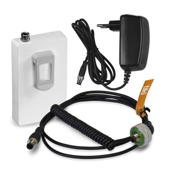 TikiEXTERN Battery kit
